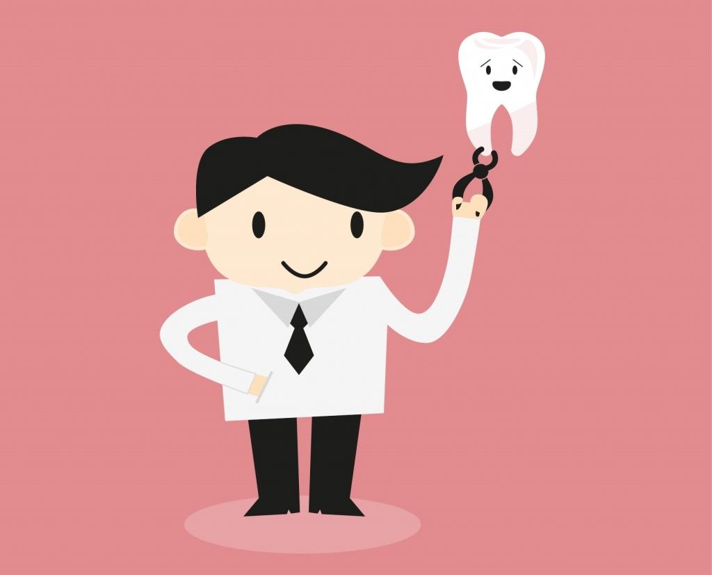 Zobna protetika nam pomaga nadomestiti izpuljene zobe.