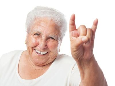 Starejšim ALL ON 4 polepša starost