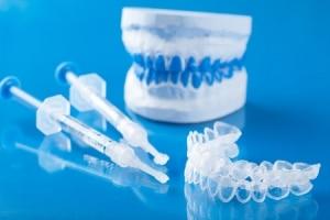 Pripomočki za beljenje zob
