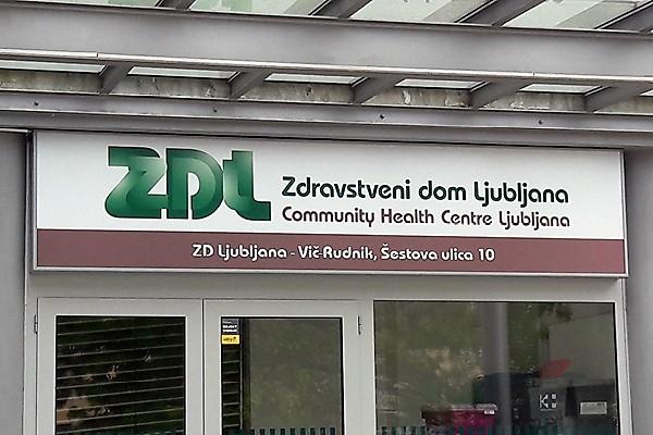 Zdravstveni dom Ljubljana Vič Rudnik enota Šestova