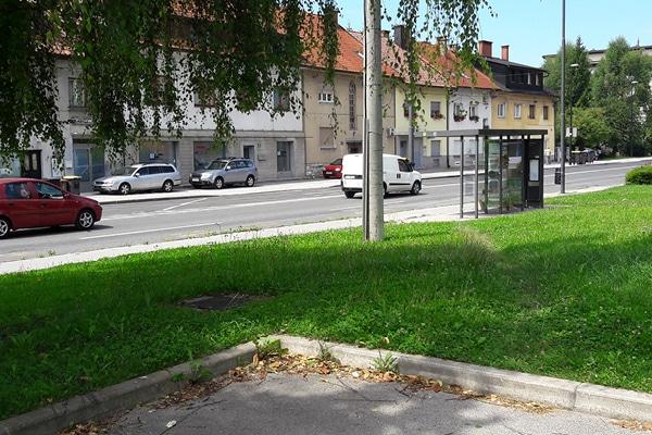 Avtobusno postajališe Zdravstveni dom Ljubljana Vič Rudnik na Rakovniku