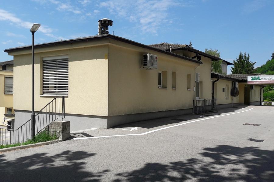 Zdravstveni dom Ljubljana Vič Rudnik enota Rakovnik