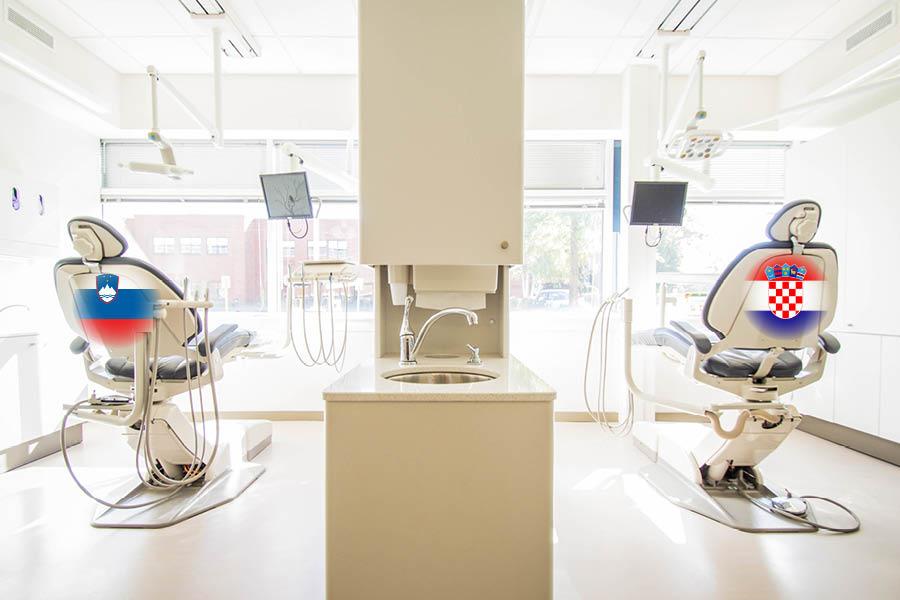 Dentalni turizem se pojavlja tudi v Sloveniji