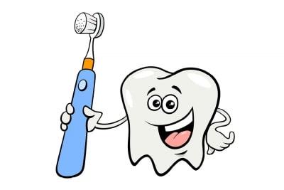 Električna ščetka za zobe