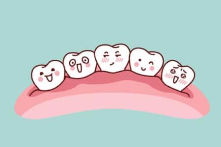 Če se zobje obrabljajo vaš nasmeh ne bo več lep.